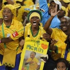 Mamelodi Sundowns fans (Supplied)