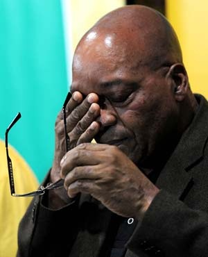 President Jacob Zuma (File, Sapa)