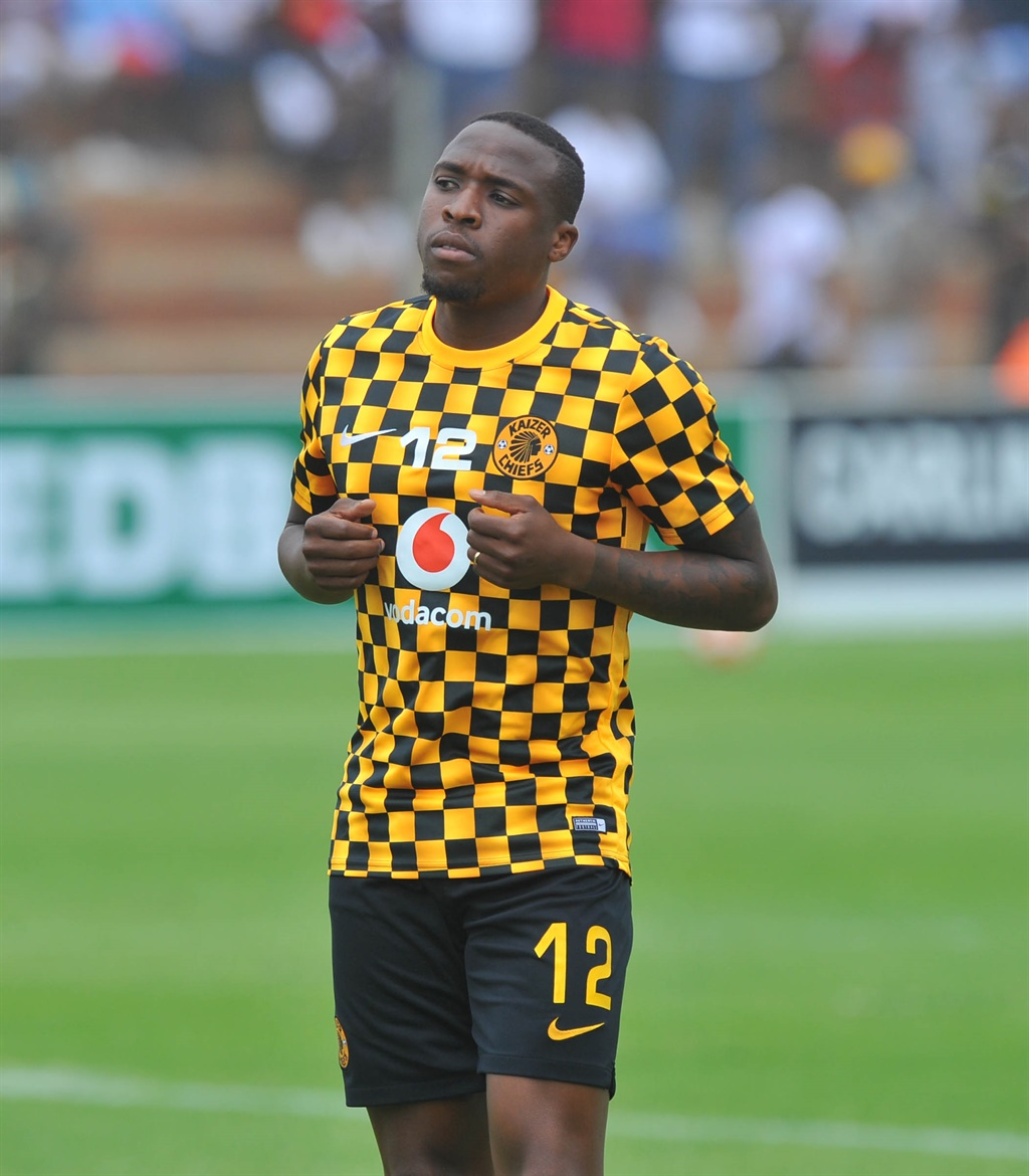 George Maluleka of Kaizer Chiefs during the 2020 N