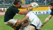 'Tired' Boks should have enough in the tank - Tank