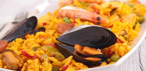 recipes, seafood, rice