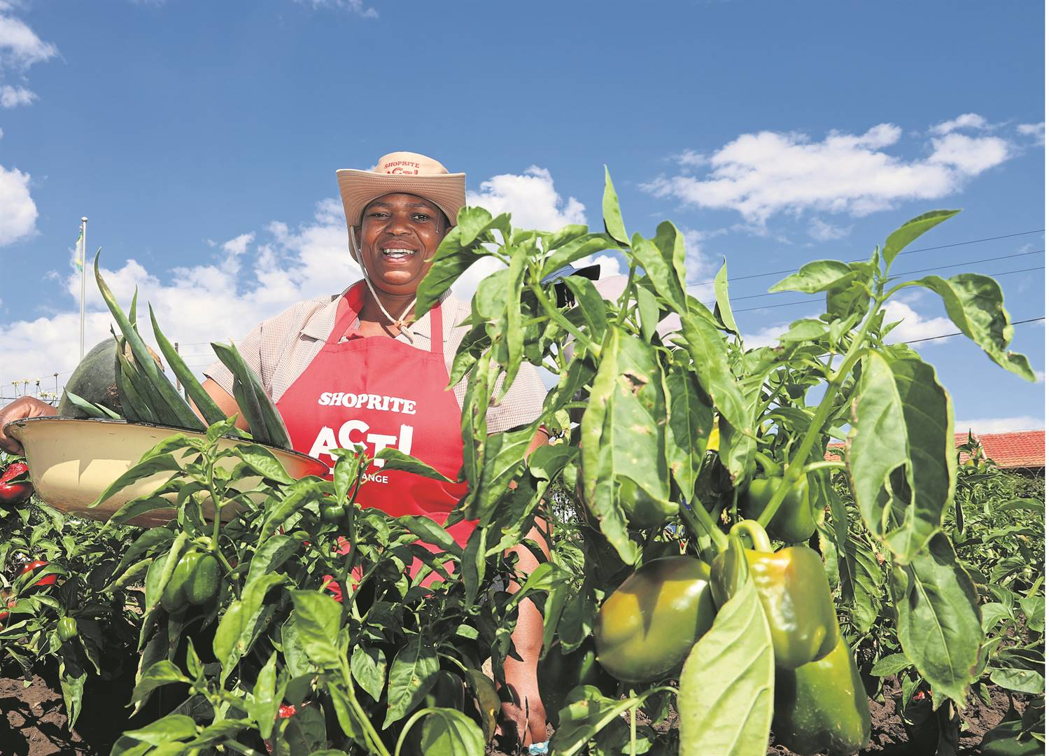 Mookho Pitso, founder of the Hola Le Rona Integrated Educare Centre in Qwaqwa.Photo: Supplied