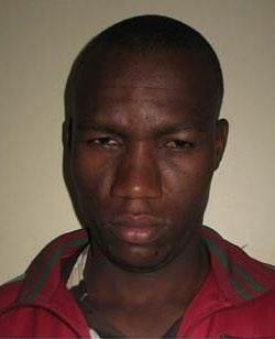 Lungisani Mdlolo (SA Police Service)