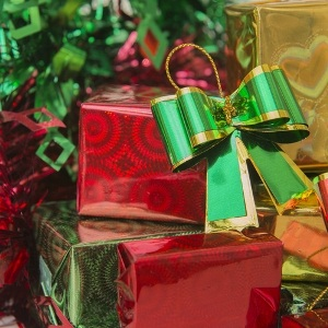 Christmas gifts from Shutterstock