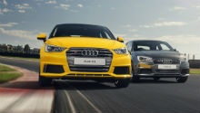 The new Audi S1 unveiled