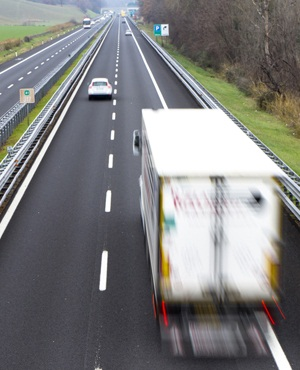Trucks are responsible for a many accidents on SA's roads. Research shows 90% of all accidents are in part due to human error and 57% entirely attributable to human error. (Photo: Shutterstock).