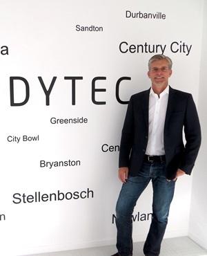 Boris Leyck of Bodytec (Supplied)