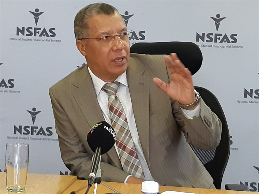 NSFAS administrator under armed protection in wake of nepotism and mismanagement allegations - News24