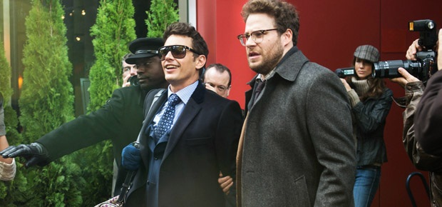 James Franco and Seth Rogen in The Interview (AP)