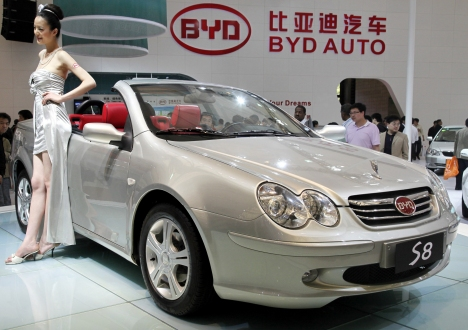 Bb Auto Sales >> China's BYD guns for Toyota | Wheels24