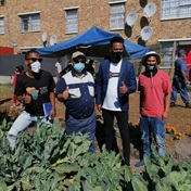FEEL GOOD | Cape Town brothers dig deep to help supply local feeding projects