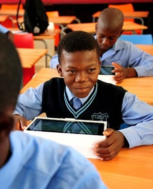 'Paperless' education