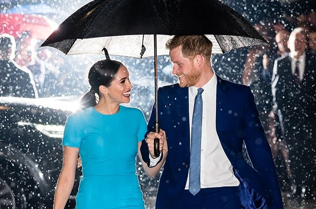 Meghan Markle and Prince Harry (Photo: Getty Images)