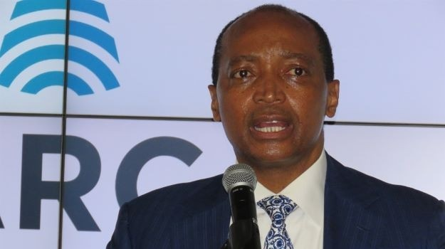 Patrice Motsepe, executive chairman of African Rainbow Minnerals and African Rainbow Capital. Photo: Elvira Wood