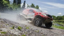 Dakar Stage 11: Tight at the top