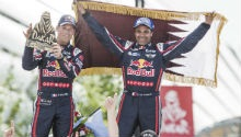Al-Attiyah untouchable in Dakar 2015