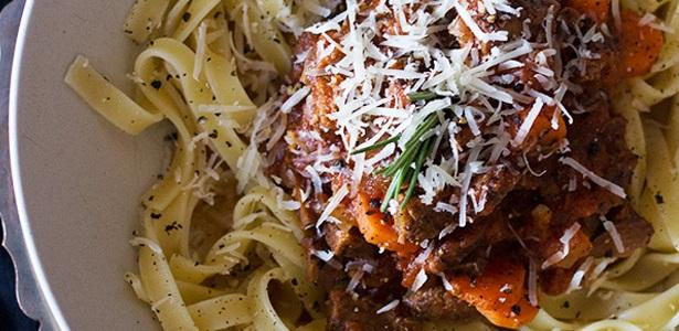 recipes, lamb, pasta