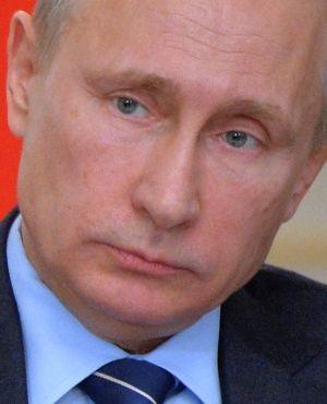 Vladimir Putin. (File: AFP)