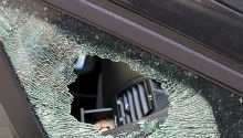Public react to smash-and-grab shocker