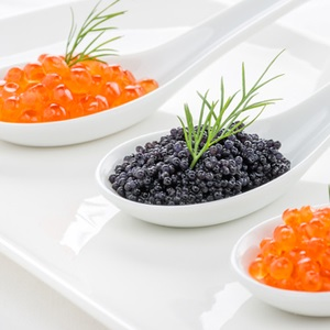 recipes, caviar, entertaining, bake