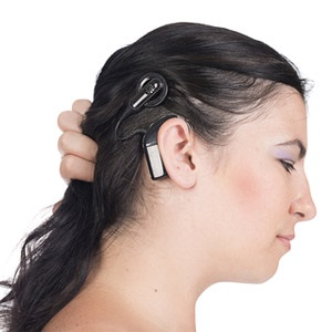 A middle ear microphone health24 woman with middle ear microphone publicscrutiny Choice Image