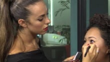 Watch us show you how to get this hot make up look for the J&B Met