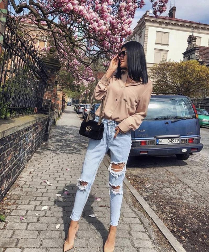 FOTO Instagram / @milano_streetstyle
