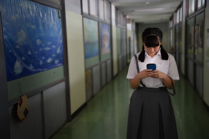 Fifty-four percent of South African parents know of a child experiencing cyberbullying. (2018 Global Advisor Cyberbullying Study)