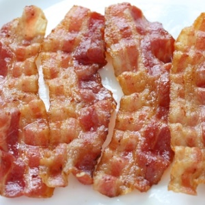 high fructose corn syrup,fructose,nitrates,bacon,
