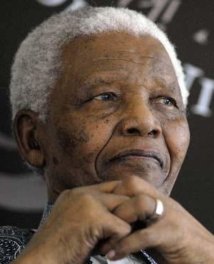 Nelson Mandela (Photo: File/AFP)