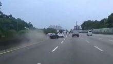 Trending: Bad drivers, and a Porsche