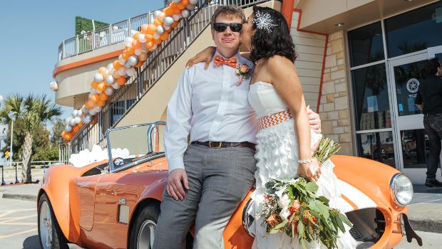 Sharon and Daylan. Photo by Cover Images/MAGAZINEFEATURES.CO.ZA