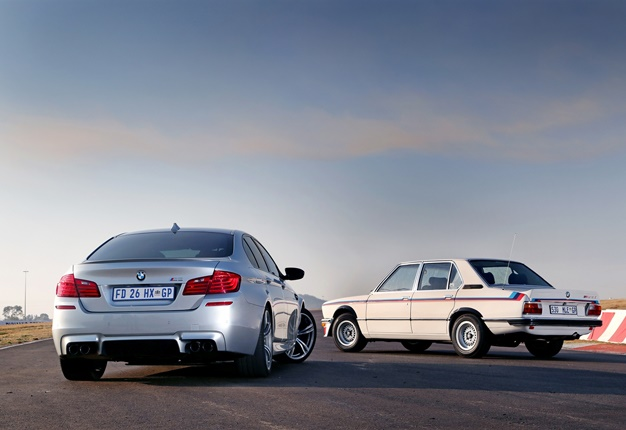 Motoring heritage: SA's exclusive BMW M-cars | Wheels24