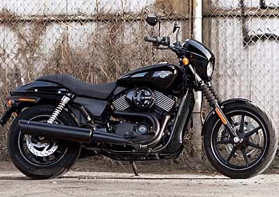 Harley Street 750 Here With Special Deal Wheels24