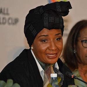 Netball SA president recovers from coronavirus, shares experience - sport24.co.za