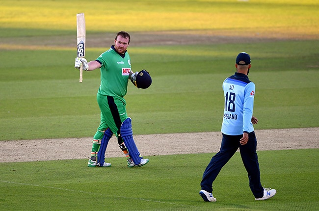 Ireland stun world champions England after epic run-chase - News24