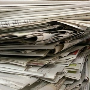 Newspapers. (Duncan Alfreds, Fin24)