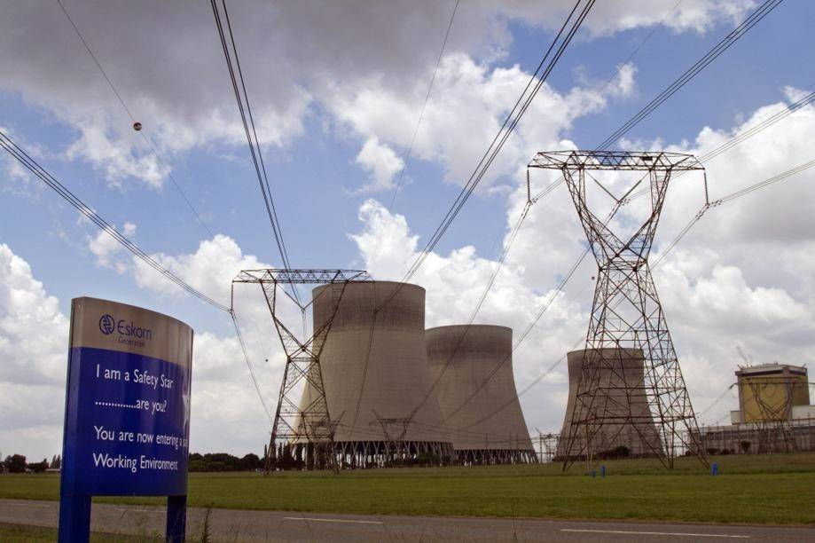 The Matjhabeng Local Municipality has now launched a counterclaim of R4.5 billion against Eskom for services rendered. Picture: Bloomberg