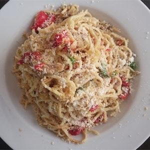 recipes, pasta, seafood