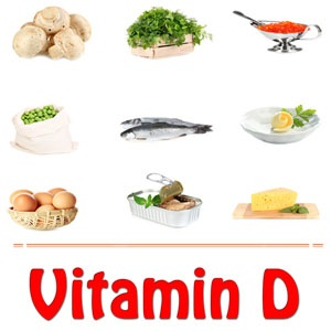 Vitamin D dietary sources