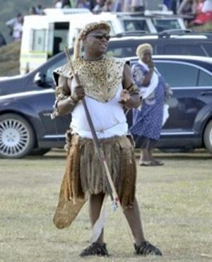 Edward Zuma (The Witness)