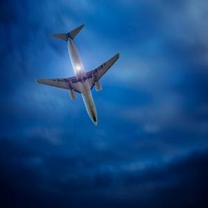 Plane disaster from Shutterstock