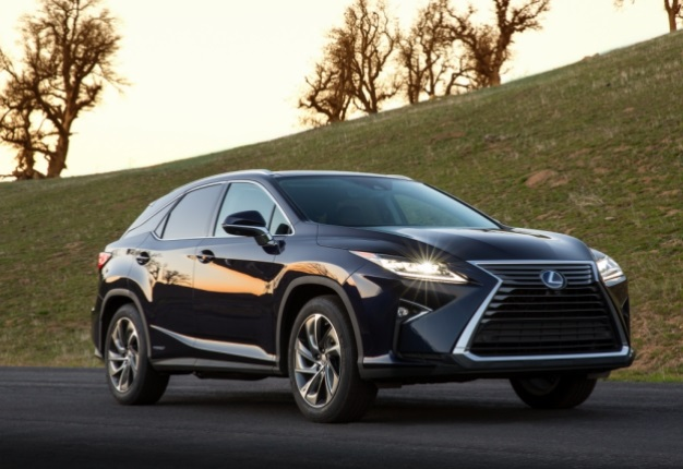 Next Lexus Rx The New Rs Is Headed For South Africa Though Automaker Has Yet To Announce When It Will Arrive Locally