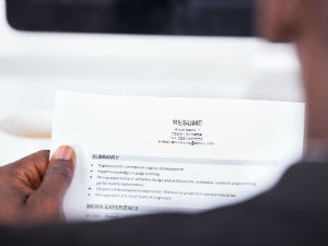 This CV will get you hired