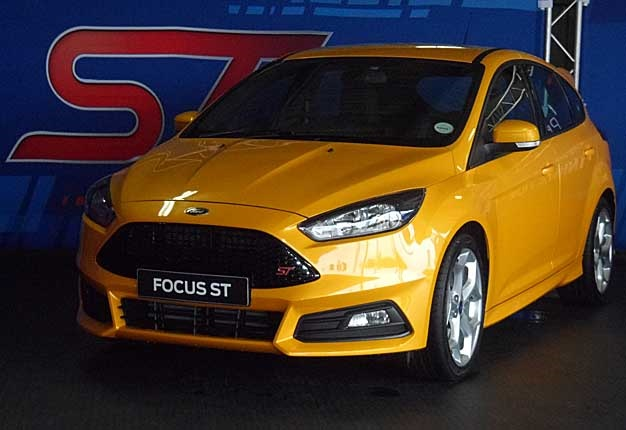 2015 Ford Focus ST facelift | Wheels24
