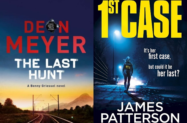 Deon Meyer and James Patterson's latest releases