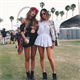 Feast your eyes on the best #Coachella festival fashion