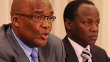 Health minister voices concern over medical malpractice suits