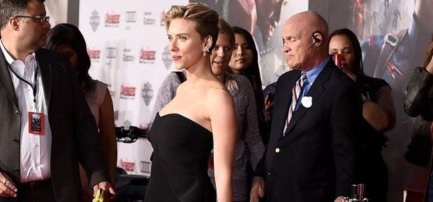 Scarlett Johansson. (AP)