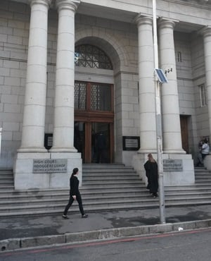 The Western Cape High Court in Cape Town. (Paul Herman, News24)